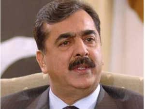 Yousaf Raza Gilani
