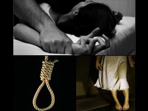 Rape, Suicide
