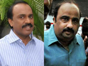 Janardhan Reddy and Srinivas Reddy