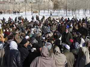 Taliban militates