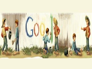 Google Doodle on Nov 30