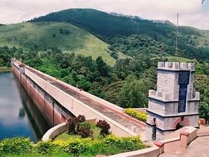 Mullaiperiyar dam