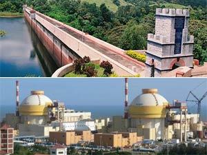 Mullaperiya Dam-Kudankulam Nuclear Plant