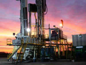 Oil drillers