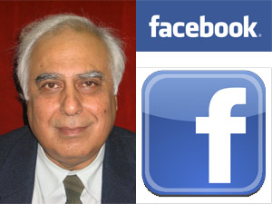 Kabil Sibal and Facebook