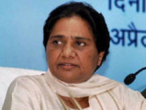 Embarrassment for Maya: BSP Min booked