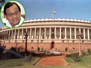 Parliament of India - P Chidambaram