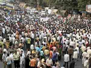 Mullaperiyar dam protest