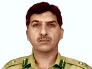 Lt Gen Ahmed Shuja Pasha