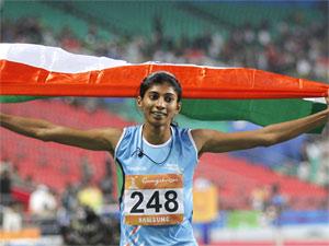 Commonwealth athlete