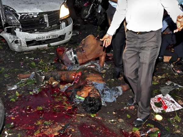 Mumbai Terror Attacks 2011