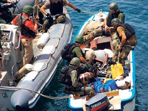 Somali pirates-The new face of terrorism