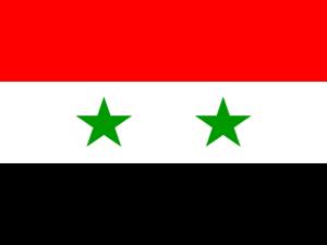 Syria flag