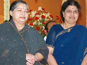 Jayalalithaa-Sasikala