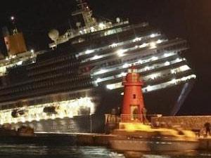 Italian Cruise Ship