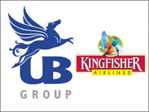 UB Group and kingfisher