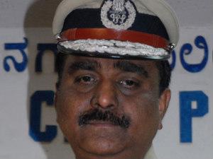 Director General and Inspector General of Police Shankar Bidari