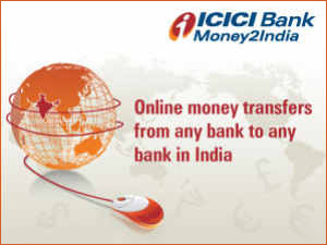 icici wire transfer from india to australia