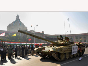 R-day: Ind showcases army might, culture