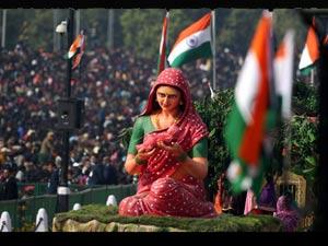 Bihar's tableau on Republic Day parade