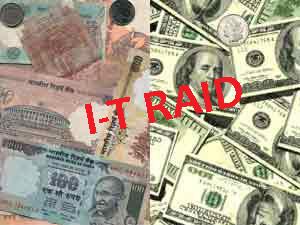I-T raids