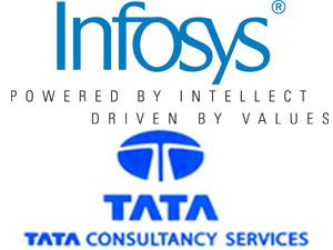 Infosys-TCS