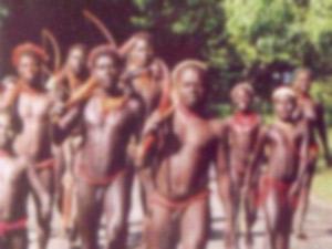 Jarawa tribals