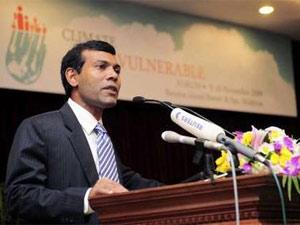 Mohammed Nasheed