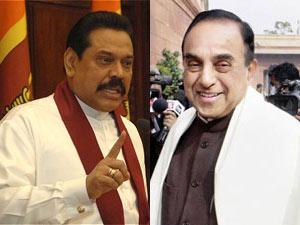 Mahinda Rajapaksa-Subramanian Swamy