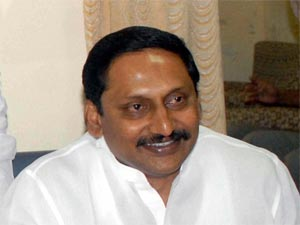 N Kiran Kumar Reddy