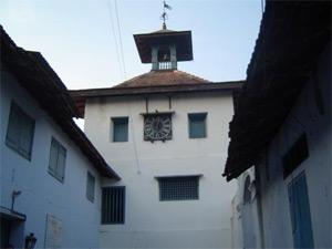 Kochi synagogue