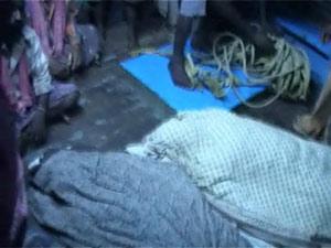 Two fishermen dead
