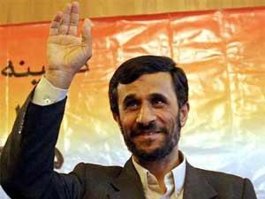 Mahmoud Ahmandinejad