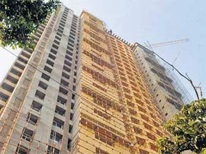 Adarsh scam building