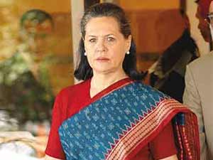 UP: Sonia cracks whip on SP, BSP, BJP