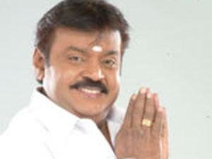 DMDK supremo Vijayakanth