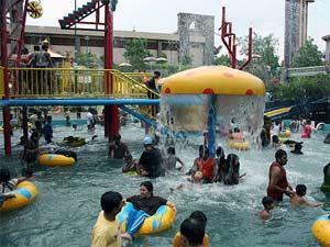 WonderLa water pool