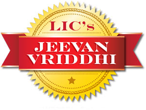 LIC-Jeevan Vriddhi Policy Logo