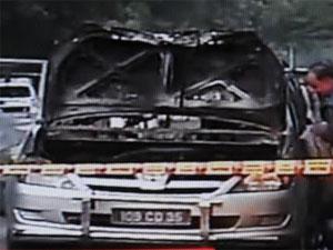 Delhi Car Attack