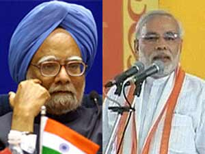 Cotton ban: PM afraid of Narendra Modi?