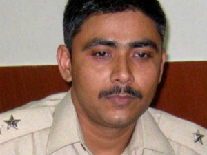 Slain Narendra Kumar Singh