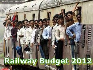 Railway Budget 2012