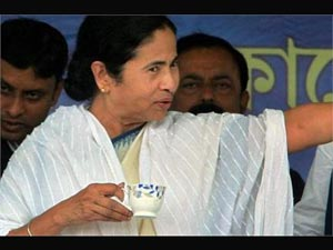 Mamata becomes 'mad' after Rail Budget?