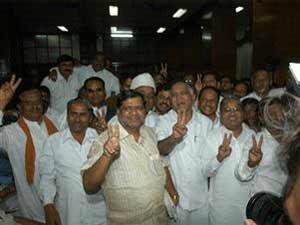 Karnataka BJP MLAs