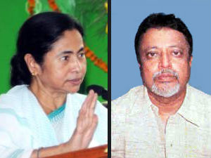 Mamata Banerjee-Mukul Roy