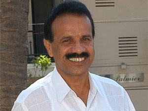 DV Sadananada Gowda