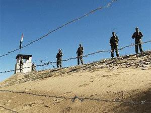 Indo China border