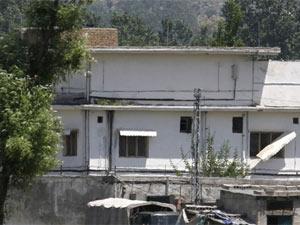 Osama's Pak home