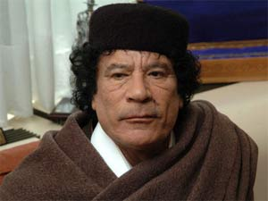 Gaddafi's assets worth Rs 7,600cr seized