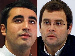 Bilawal and Rahhul Gandhi